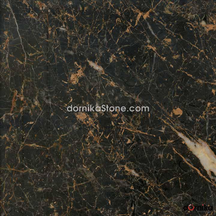 سنگ مرمریت گلدن بلک - مشکی طلایی